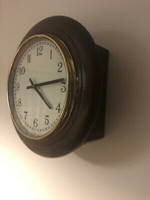 School / Station / Dial / Wall / Railway Clock.