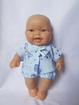 Handmade dolls clothes (Summer Pyjamas) to fit 20cm, 8 inch Berenguer doll