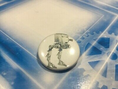 Star Wars Collectible Lapel Pin Button Badge - Scout Walker At-Dp