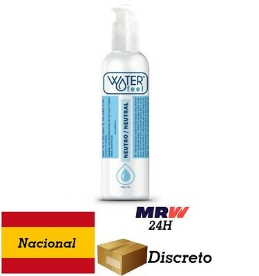 WATERFEEL LUBRICANTE NATURAL 150ML Lubricante sexual