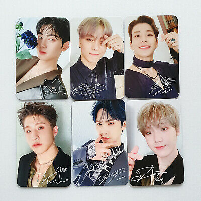 ASTRO 6th Mini Album [Blue Flame] Official Pop-Up Store Goods : Photocard Set