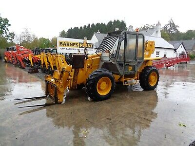 * JCB 530 - 120 * 12 m * Nice condition * LOADALL TELEHANDLER FORK LIFT