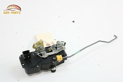 03 07 Hummer H2 Oem Rear Right Door Lock Latch With Actuator Gm 15204930 55 00 Picclick