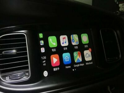 "Apple Carplay / Android Auto For DODGE Ram/Charger/Challenger 8.4"" Uconnect"