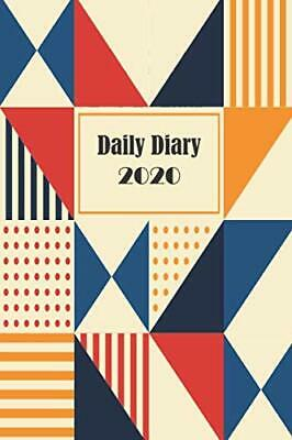 Daily Diary 2020: 365 Day Journal | Daily Diaries Per Page Monthly Cafrom Japan