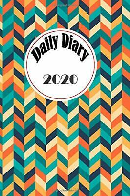 Daily Diary 2020: Journal Planner Appointment Time Organizer | Schedufrom Japan