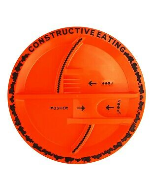 Constructive Eating, Construction Plate