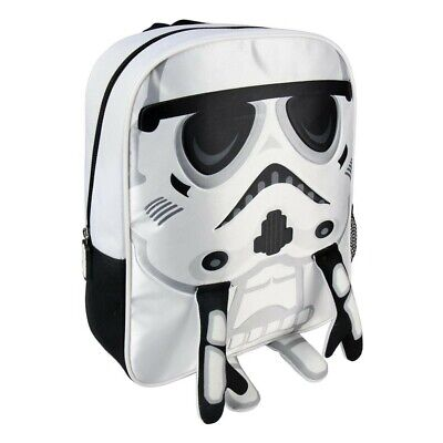 Mochila Infantil Star Wars Storm Trooper