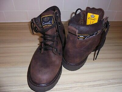 Mens Walking Boots , Heavy Duty Hand Crafted By Carvil , Worn Once ,Size 43/ 9