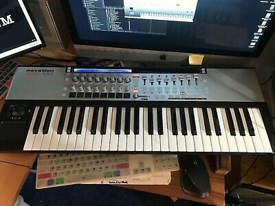 Novation 49SL MkII Keyboard Controller - Very Good Condition