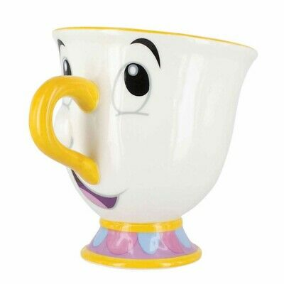 Disney - Beauty and the Beast - Chip Ceramic Mug - Loot - BRAND NEW