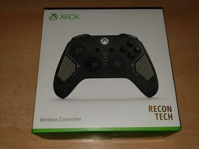 Genuine Official Microsoft Xbox One Recon Tech Wireless Controller Boxed
