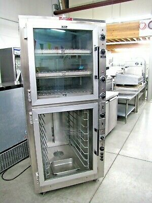 Super Systems Convection Oven/Proofer Mod. OP-3