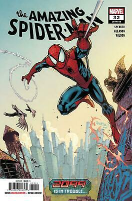FRIENDLY NEIGHBORHOOD SPIDER-MAN #4 CVR A 2019 Marvel Comics 03//20//19