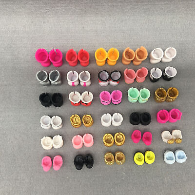 5Pairs LOL Surprise Big Sisters Doll Accessories Shoes Kid Girl Toy Randomly