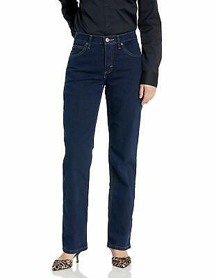 Riders by Lee Indigo Womens Plus Size Modern Collection Skinny Cropped Denim Jean