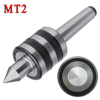 MT2 Live Center Lathe Cone HHS Drill Taper Bearing 138 * 39mm / 5.43 * 1.54 Tool