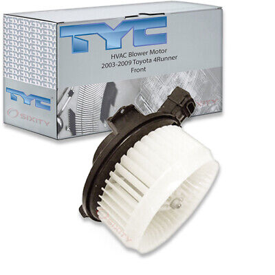 TYC 700061 Toyota 4 Runner Replacement Front Blower Assembly
