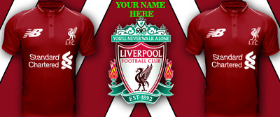 Liverpool Football Mugs Coasters Personalised LFC Cup Christmas Gift