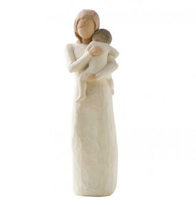 """Willow Tree Child of My Heart Figurine 9"""", Multicolor"""