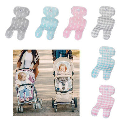 Washable Breathable Comfty Baby Kids Stroller Pram Pushchair Cushion Mat