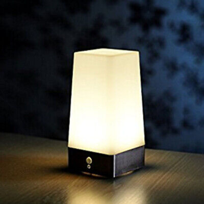 Table Top Bed Sensor Touch Night Light Lamp Battery Operated