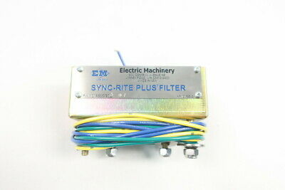 Em Electric Machinery 10198852G03 Sync-rite Plus Filter