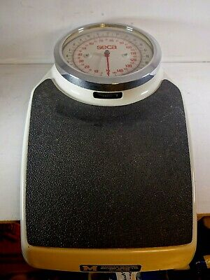 SECA Scales Great Condition. Made in West Germany Kg & Stone