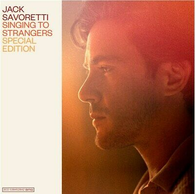 Singing to Strangers - Jack Savoretti (Special  Album) [CD]