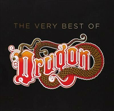Dragon, Very Best Of, CD