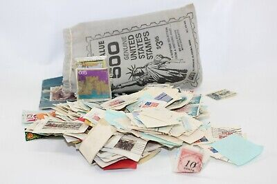 USA postage stamp lots ALL DIFFERENT USED STAMPS GREAT MIX