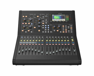 Midas M32R Live Digital Mixer w/ 40 Input Channels and Multitrack Recording
