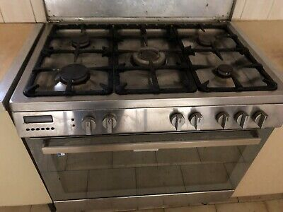 Oven stove commercial grade, Stainless Steel with multiple heavy duty trays