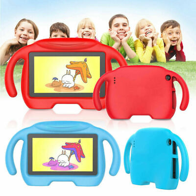 Kids Safe Handle Cover Stand Case EVA For Amazon Kindle Fire 7 2019 7'' tablet