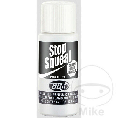 BG Stop Squeal anti-squeak Paste 29.6ml