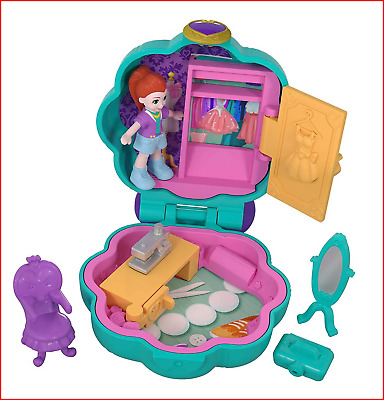 Polly Pocket FRY31 Tiny Pocket Places Studio Compact Playset