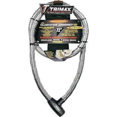 Trimax Trimax Gladiator-Lock Ironclad 6'X26Mm