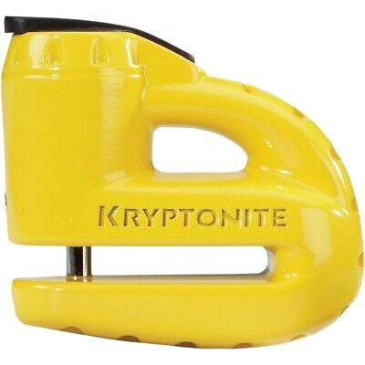 KRYPTONITE Bloque-disque  KEEPER 5-S2 DISC LOCK  jaune