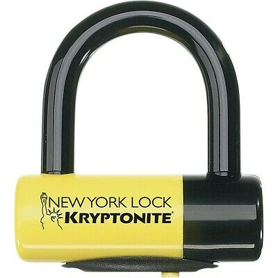 KRYPTONITE Bloque-disque antivol NEW YORK (56 X 58 mm)