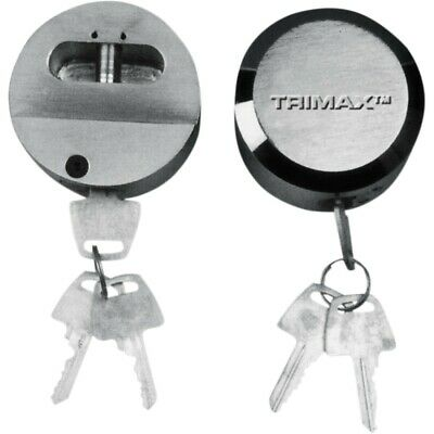 Trimax Trimax Padlock Hockey-Puck 70Mm Diameter