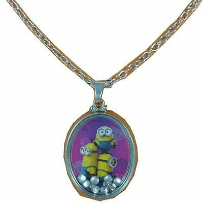 Despicable Me Minions Girls Necklace