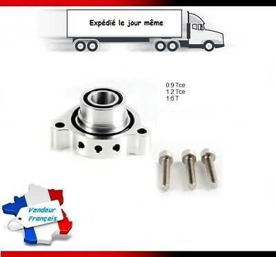 Dump Valve Entretoise Type Forge Blow Off Tuning Renault Clio Iv 0.9 Tce 90 Cv