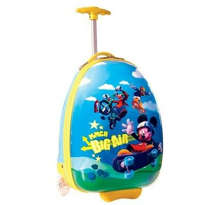 Disney kids Luggage By Heys Mickey Mouse and friends carry-on luggage