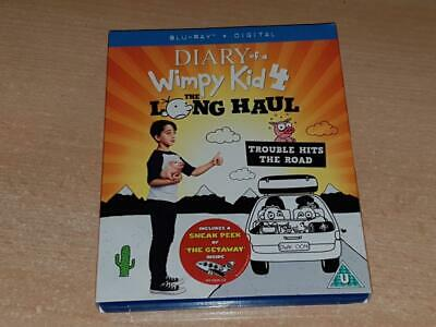 Diary of a Wimpy Kid 4 The Long Haul Blu Ray **FREE UK POSTAGE**