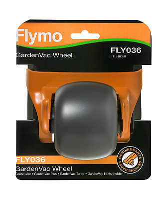 Flymo FLY036 Wheel to suit all Garden Vacs