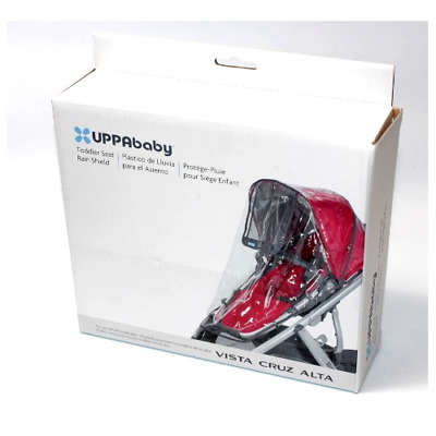 UPPAbaby Toddler Seat Rain Shield Santa Cruz Alta Free Shipping
