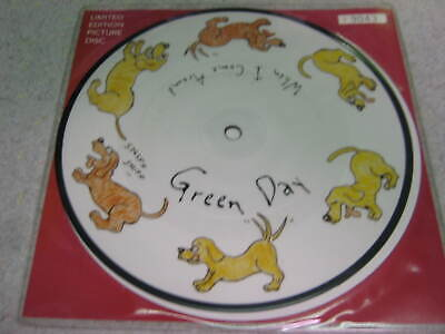 Green Day-When I come around, Limited edition Picture Disc 45rpm
