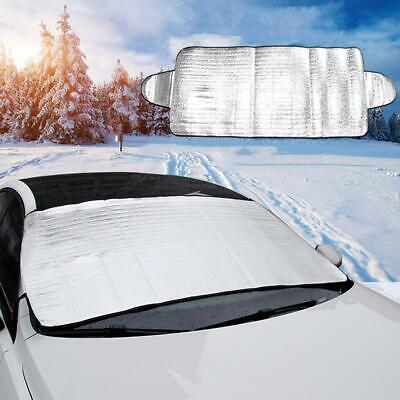 Car Front Windscreen Magnetic Snow Ice Shield Cover Windshield Sun Shade Block