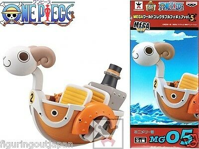 One Piece Mini Going Merry Banpresto WCF World Collectable MEGA Vol. 5 figure Jp