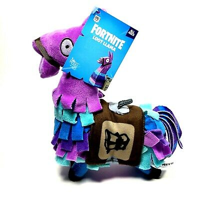 Russ Epic Games Official Licensed 8 Inch Fortnite Loot Llama Plush New With Tags